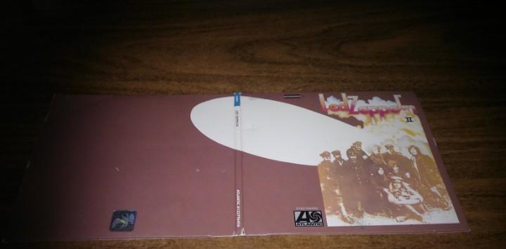Led zeppelin - led zeppelin ii (ed. digipack 2014)