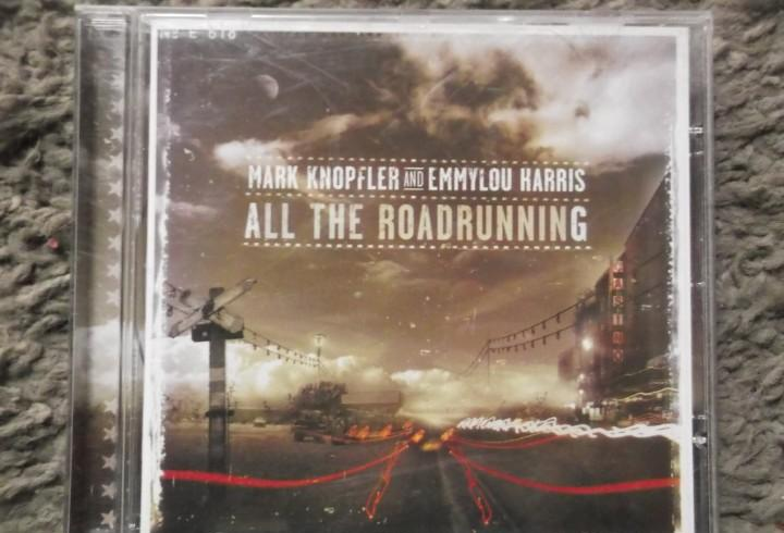 Mark knofler and emmylou harris-all the roadrunning