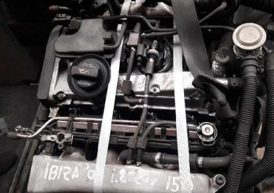 Motor 162119 - seat ibiza 6l 1.8 20v turbo 150cv r