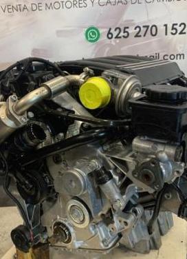 Motor completo bmw 320d