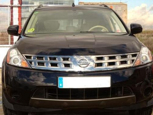 Nissan murano 3.5 v6 234cv cvt 5p 5p.