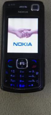 Nokia n-70 negro accesorios