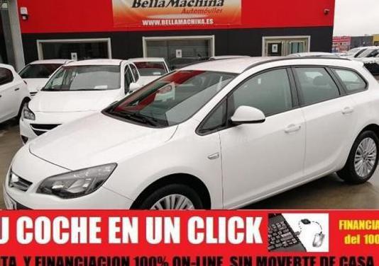 Opel astra 1.6 cdti ss 136 cv excellence 5p.