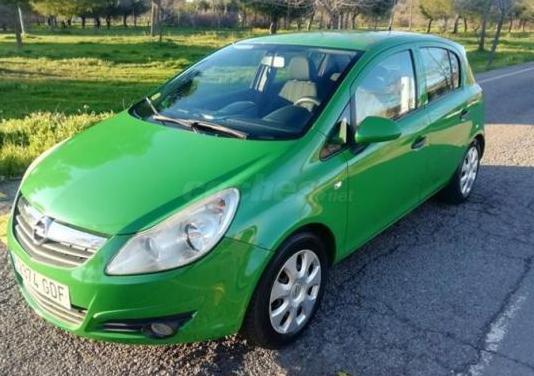 Opel corsa enjoy 1.3 cdti 5p.