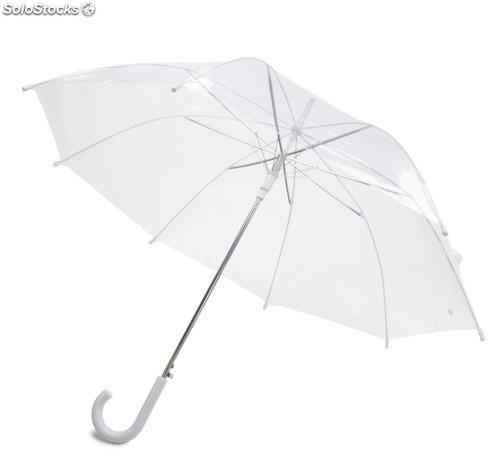 Paraguas transparente automático anti viento 2104