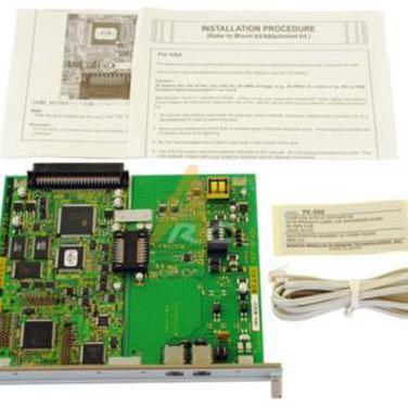 Placa de fax / pcfax para konica minolta c252