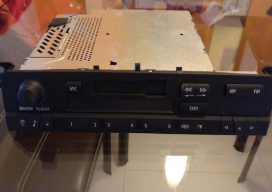 Radio cassette original para bmw 320