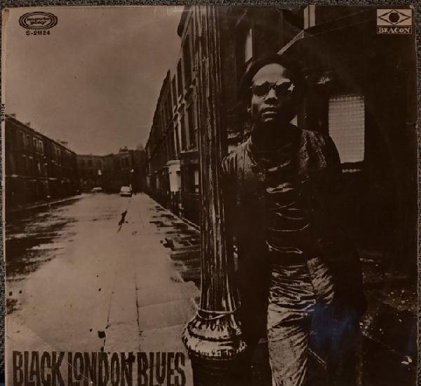 Ram john holder black london blues 1969