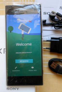 Sony xperia xa1 dual - 32 3 gb ram