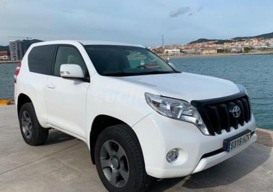 Toyota land cruiser 3.0 d4d vx 3p.