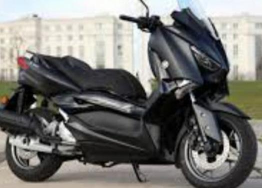 Yamaha x max 125 executive (modelo actual)
