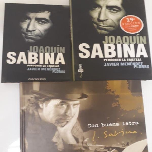 3x libro joaquin sabina cantautor música
