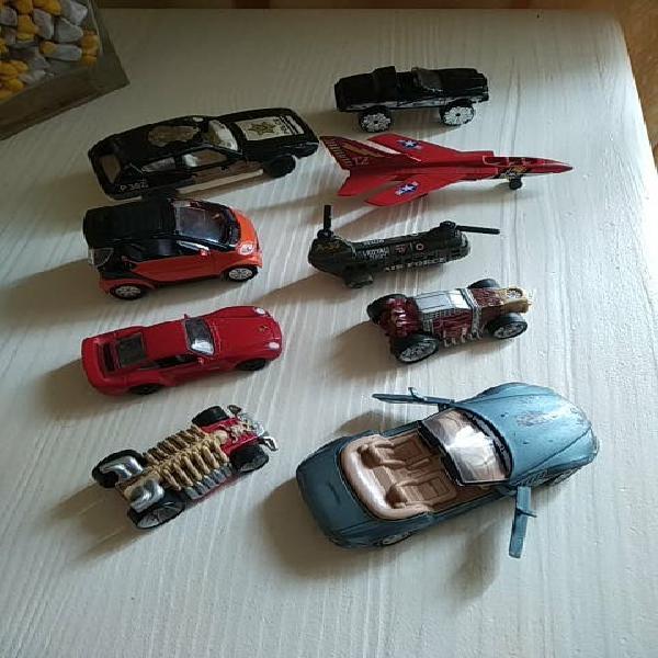 6€ todos!! 9 miniaturas en metal