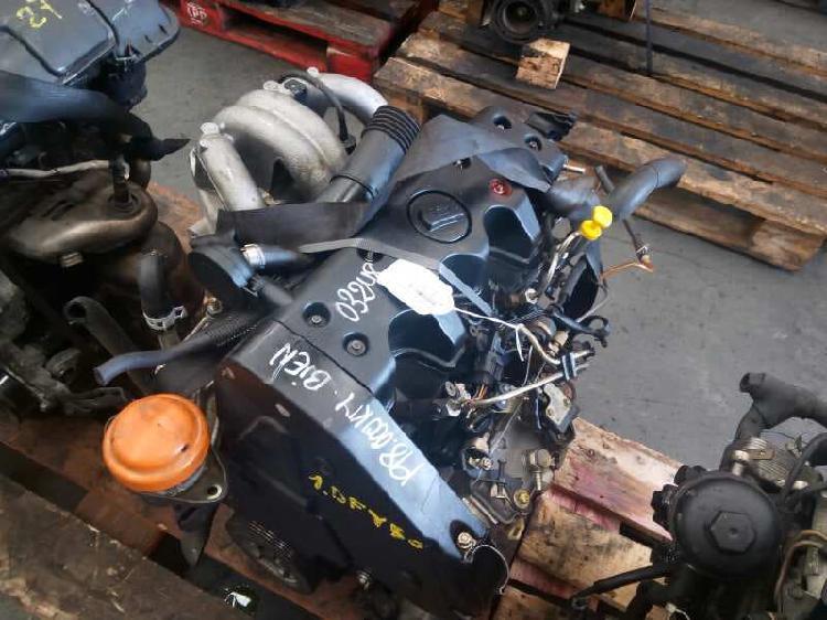 772976 motor completo peugeot 106 (s1) año 1991.