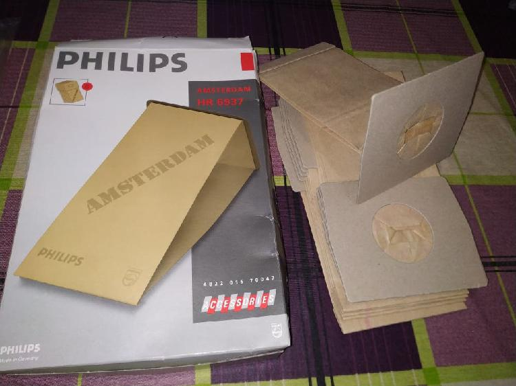 Bolsas aspirador philips (varios modelos)