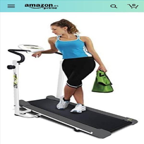 Cinta caminar o correr bh tecnovita fitness