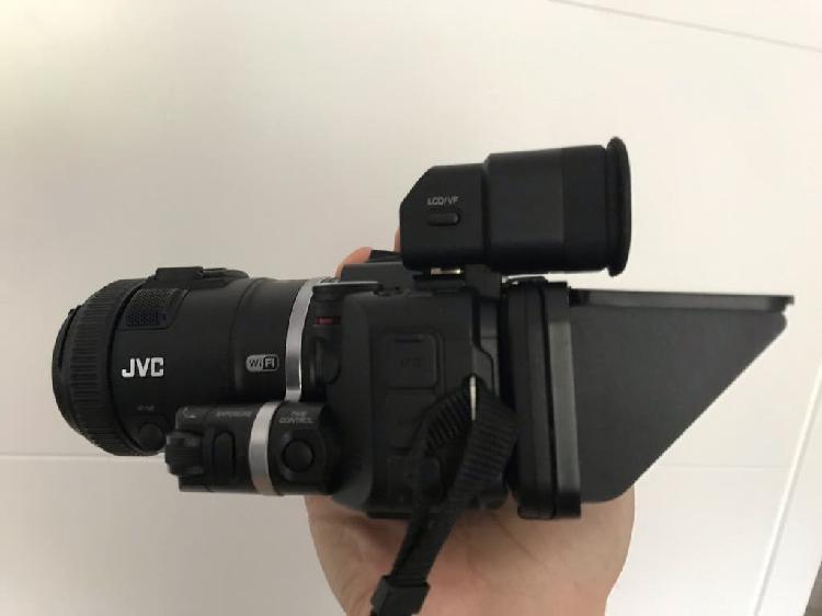 Cámara vídeo jvc gc-px100be
