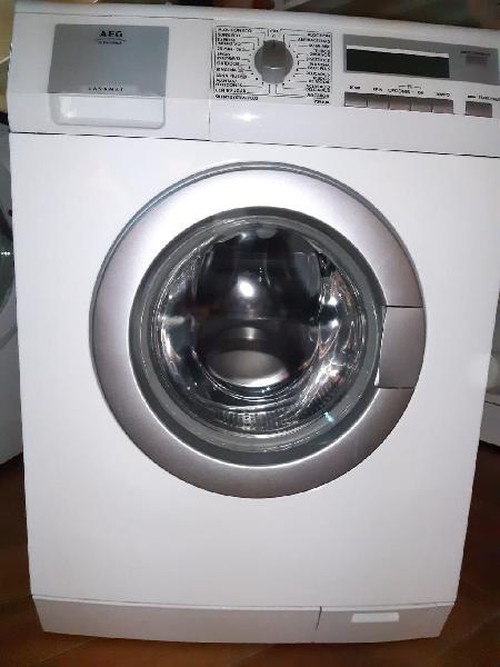 Envio 13-18 abril. lavadora aeg 8kg 1200rpm a+