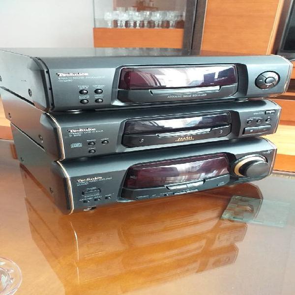 Equipo de sonido hifi technics eh50