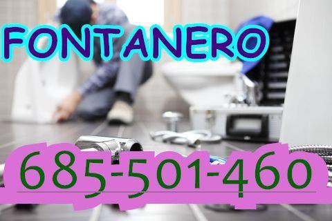 Fontanero. urgencias, reparaciones, instalaci