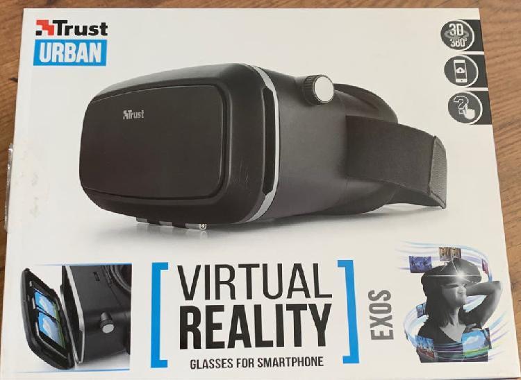 Gafas realidad virtual trust urban exos