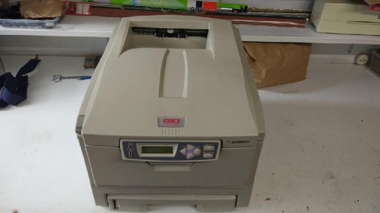 Impresora oki c5250