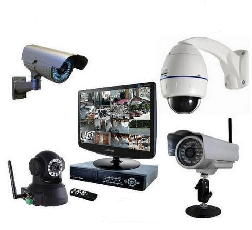 Instalacion equipo de 2 camaras vigilancia