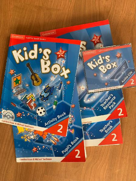 Kid's box 2.