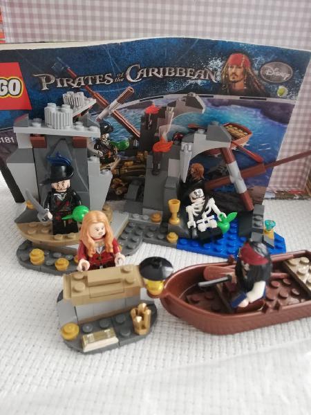 Lego piratas del caribe 4181