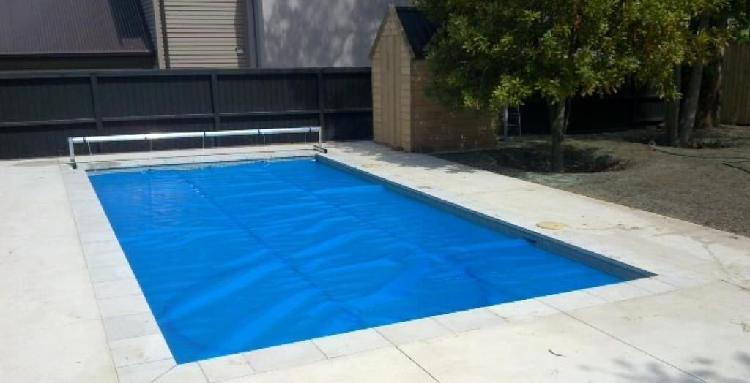 Mantas termicas piscina