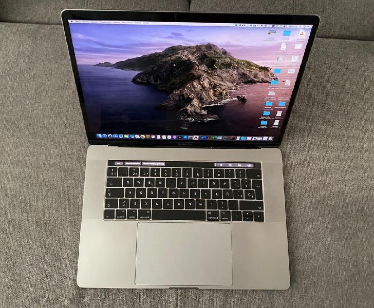 Macbook pro 15´ 2017, 2,9 ghz intel core i7