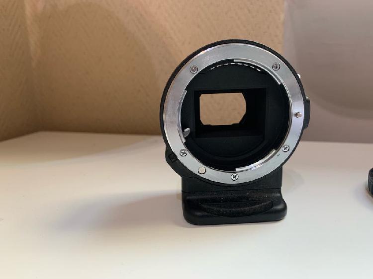 Nikon adaptador ft 1