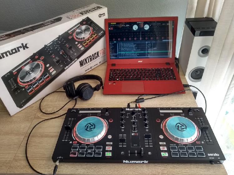 Numark mixtrack 3 pro, mesa de mezclas, dj control