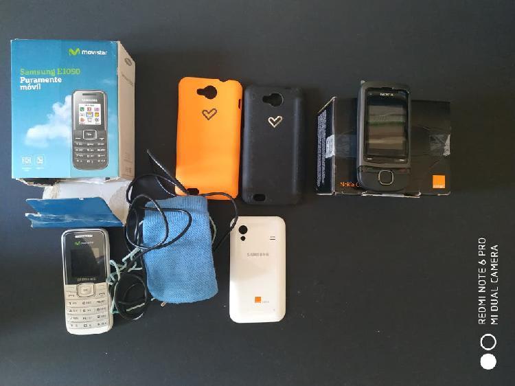 Pack telefonia móvil