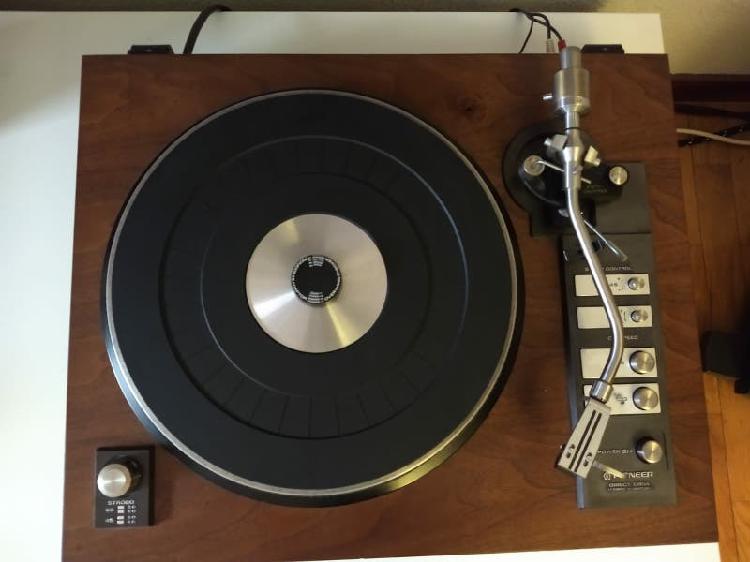 Pioneer pl-71 tocadiscos