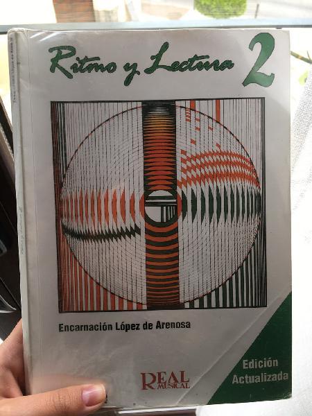 Ritmo y lectura 2, edición actualizada
