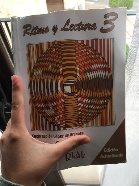 Ritmo y lectura 3, edición actualizada