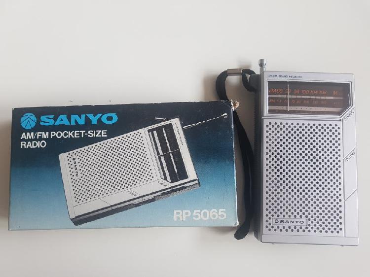 Radio sanyo rp 5065