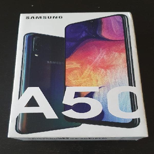 Samsung a50 azul