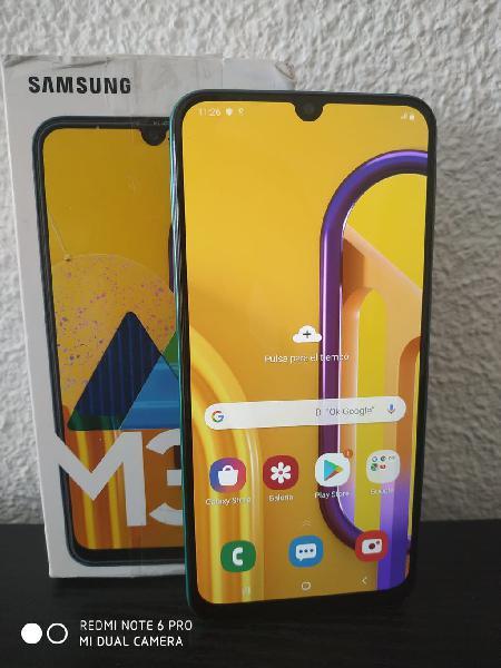 Samsung galaxy m30 de 4/64gb - como nuevo