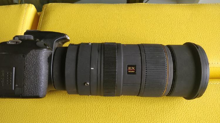 Sigma 50-500 canon