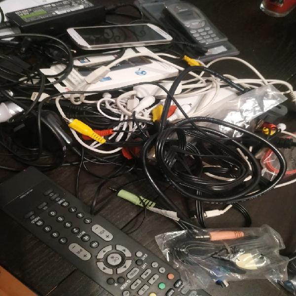 Cables cosas varias