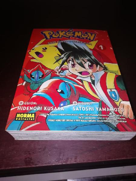 Comic pokemon