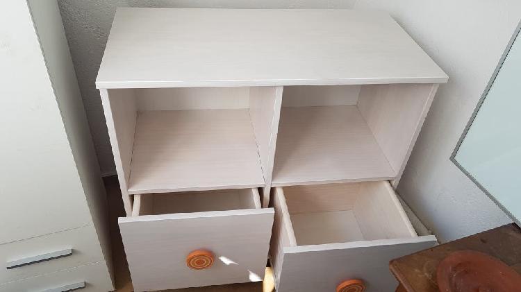 Mueble cajonero comoda dormitorio armario cajones