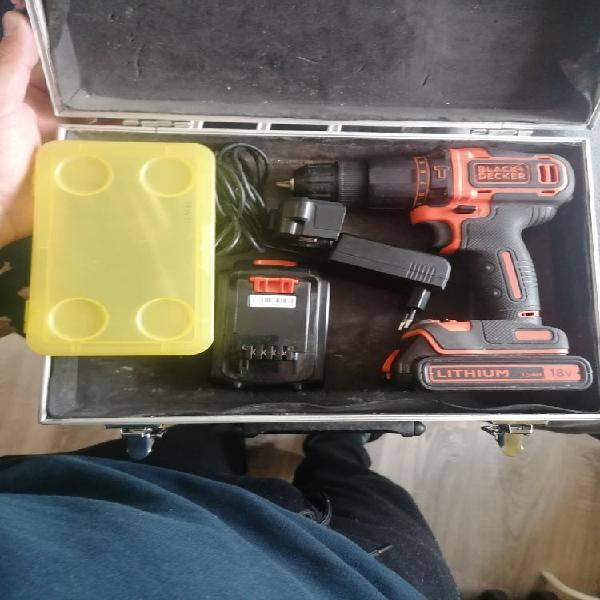 Taladro percutor bateria