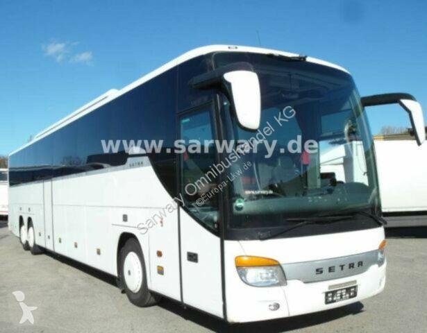Autocar setra de turismo 417 gt hd/ 59 sitze/ wc/417 hdh/416