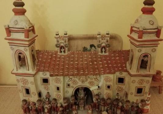 Catedral de arcilla