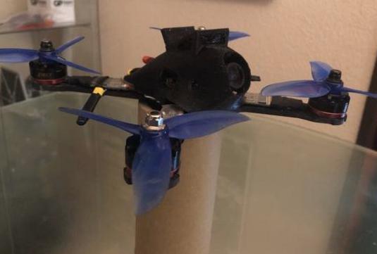 Drone 5 pulgadas reservado