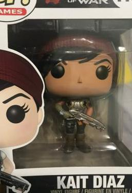 Figura funko gears of war