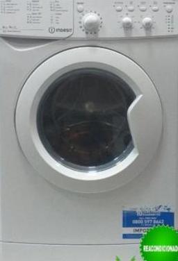 Lavadora secadora indesit iwdc 6125
